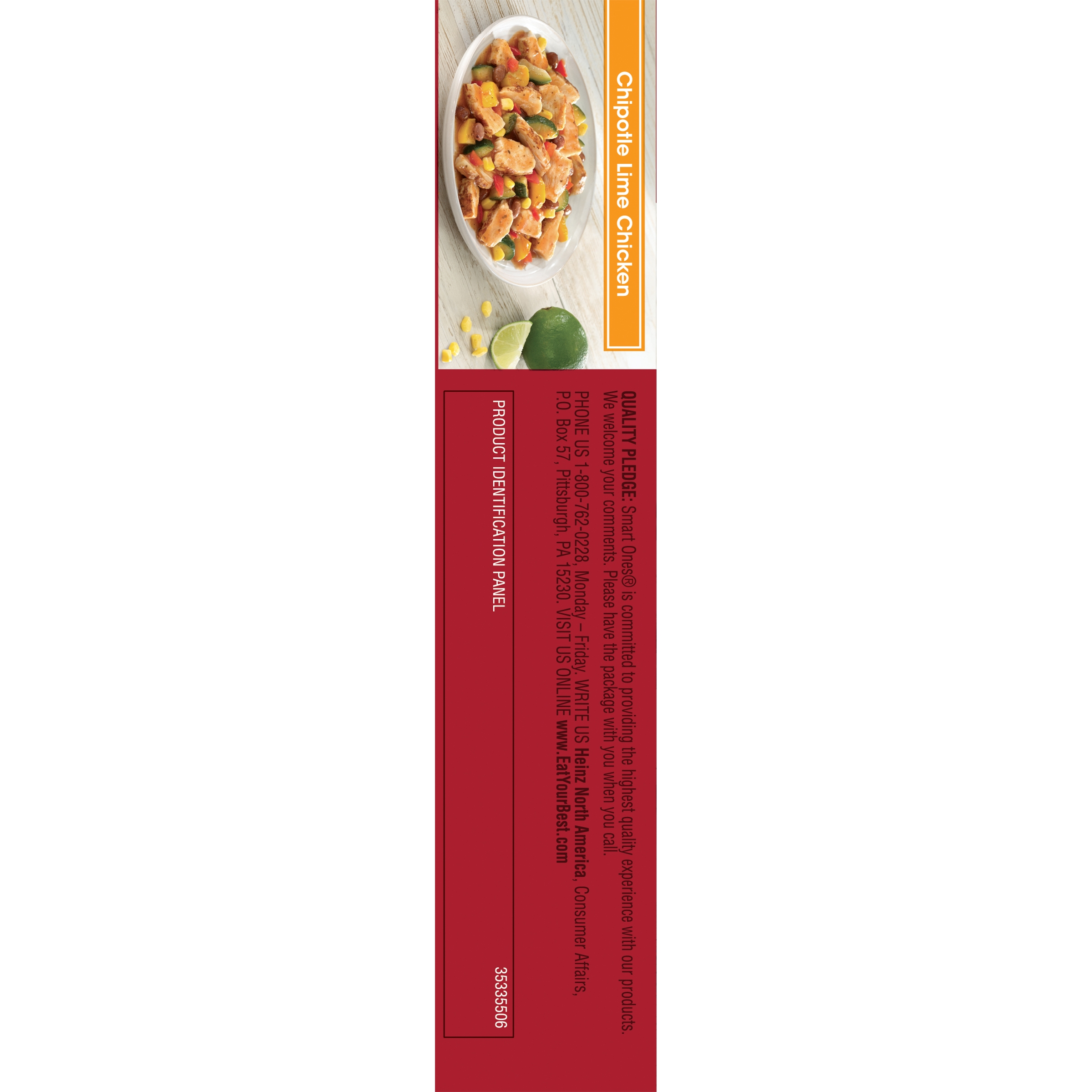 Weight Watchers Smart Ones® Delicious Mexican Flavors Chipotle Lime ...