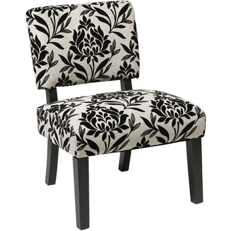 Office Star Products Jasmine Accent Chair Walmart Com