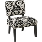 Radius Zev Upholstered Accent Chair Multiple Colors