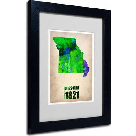 Missouri Frame - Trademark Fine Art