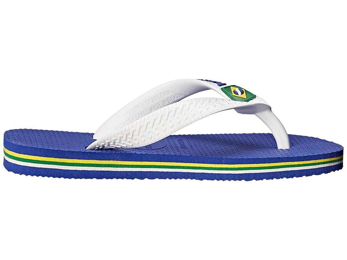 Havaianas Kids Brazil Logo Flip Flop Sandal