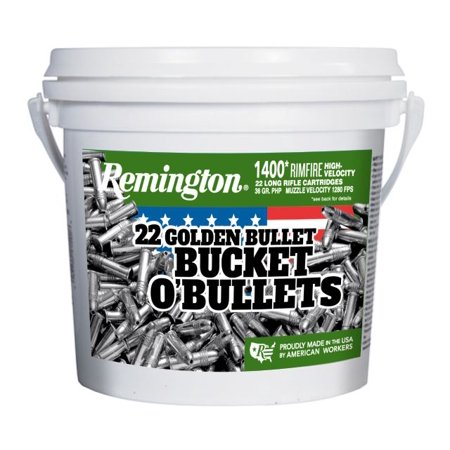 Remington RF 22 Golden Bullet 1,400 Rounds