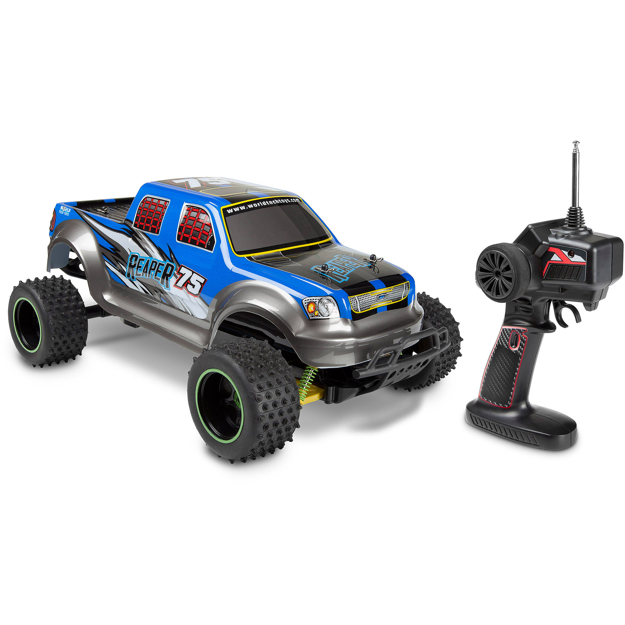 World Tech Toys 1:12 Reaper Electric RC Truck