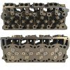 NEW and Improved 6.4L Ford Powerstroke Diesel LOADED Cylinder Head PAIR 2008-2010 No Core Chare (Stock)