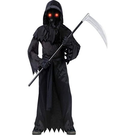 Morris Costumes Big Boys' Fade in/out Phantom Medium 8-10 Black](Phantom Costumes)