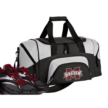 Mississippi State Bulldogs Gym Bag (Small Mississippi State Duffel Bag or Mississippi State Gym Bag )