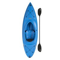 Lifetime Blitz 9 ft Sit-in Kayak (Paddle Included), 90898