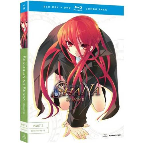 Shakugan No Shana: Season 2, Part 2 (Blu-ray   DVD) (Widescreen)