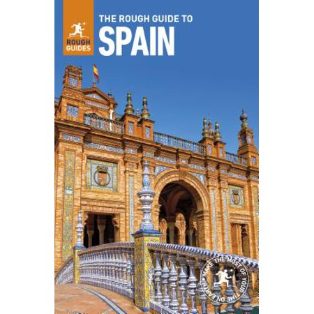 Rough guide to...: the rough guide to spain - paperback: - Architech Rir 6 Rough