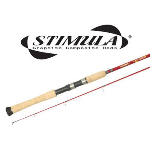 Shimano Stimula Spin Rods 6'6 Ml 2 Pc - STS66ML2A