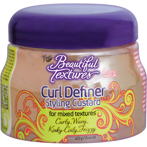 Beautiful Textures Curl Definer Styling Custard, 15 oz