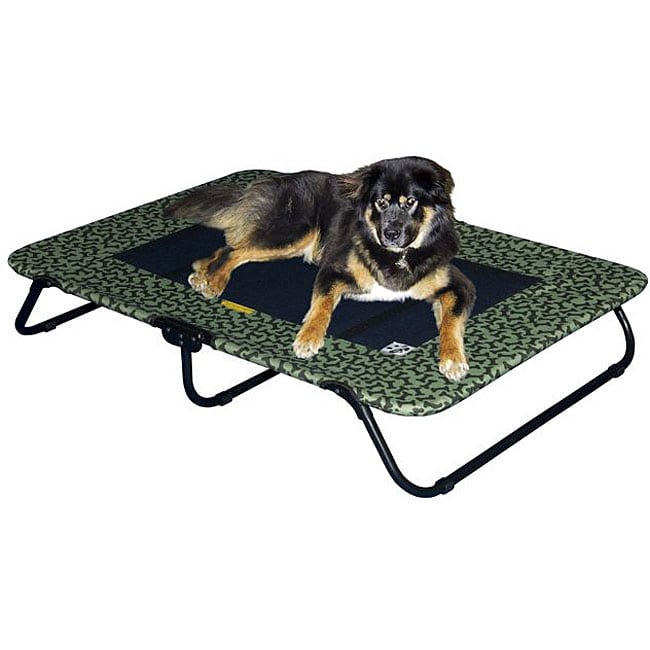 Designer Pet Cot - Large/Sage