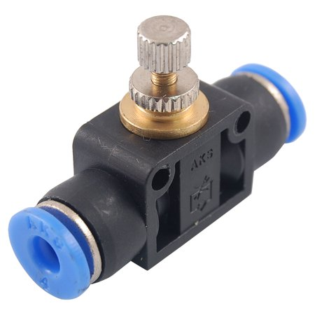 - Unique Bargains 4mm to 4mm Push in Pneumatic Speed Controller Connector Nfpwq