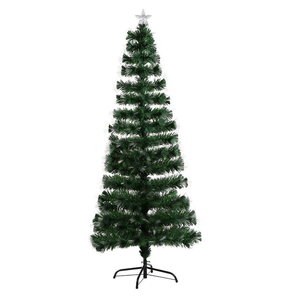 Sale Prices 1.8M 2.1M Fibre Optic Christmas Tree Green Pine With LED ...