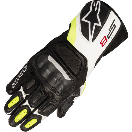 Alpinestars SP-8 v2 Leather Motorcycle Glove