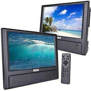 "RCA 9"" Mobile Dual Screen DVD Player (DRC79982)"