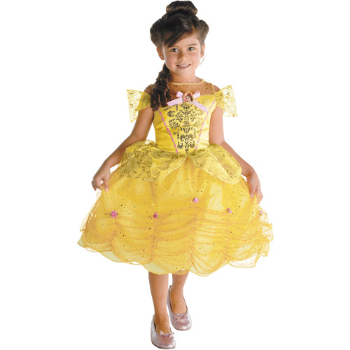 Disney Princess Belle Child Halloween Costume