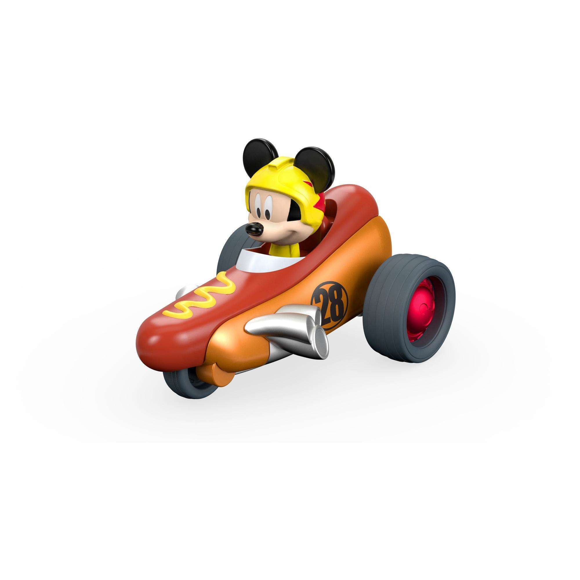 Disney Mickey Mouse Clubhouse Pull 'N Go Hot Dogster by Mattel