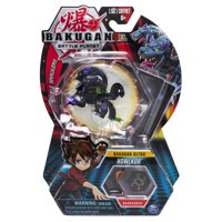 Bakugan Ultra, Howlkor, 3-inch Collectible Action Figure and Trading Card, for Ages 6 and Up
