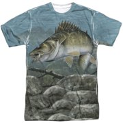 Wild Wings - Feeding Frounds (Front/Back Print) - Short Sleeve Shirt - XX-Large