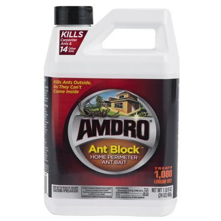 Amdro Ant Block Home Perimeter Ant Bait, 24 oz