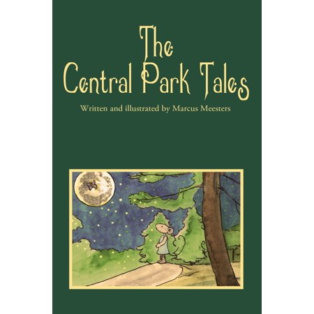 The Central Park Tales - eBook - Central Park For Halloween