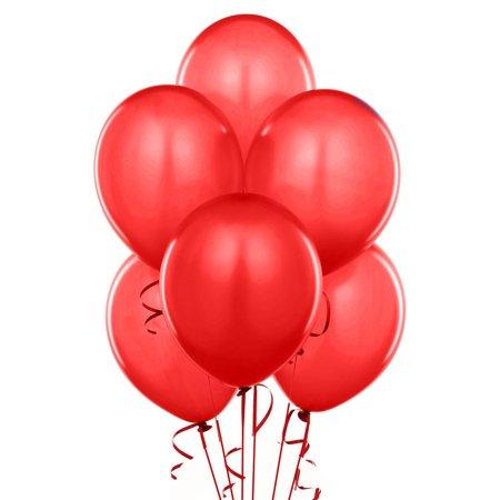 Red Black White Dot Ladybug Birthday Party 11