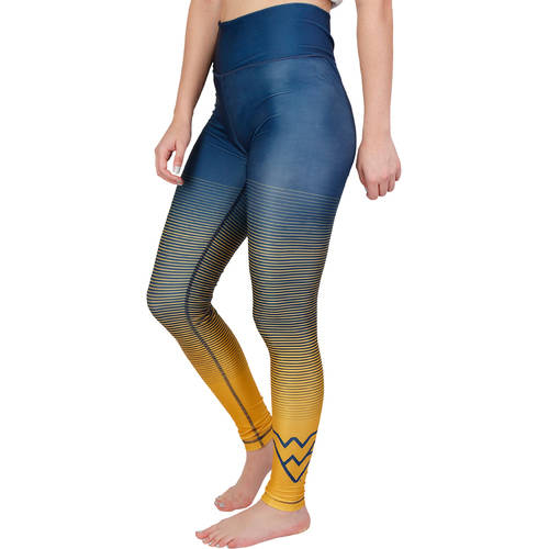 NCAA West Virginia Fringe Ladies' Sublimated Legging