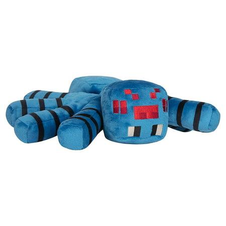 Minecraft Adventure Series 15 Inch Collectible Plush Toy - Cave Spider ()