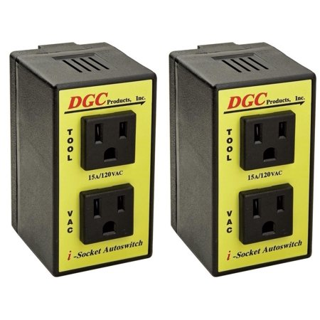 DGC Products Socket Autoswitch 2-Pack