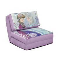 Deals on Disneys Frozen Movie Anna and Elsa Flip Kids Chair