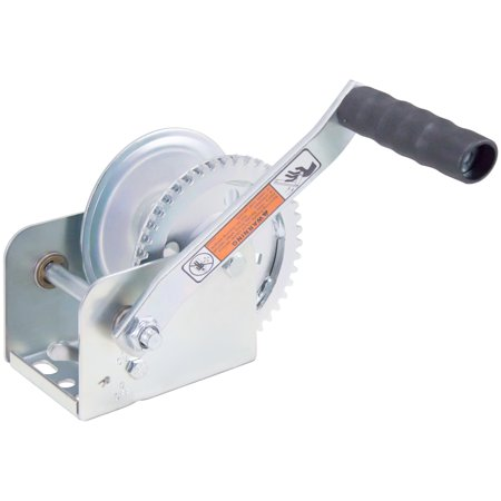 Dutton-Lainson DL1100A Plated Pulling Winch