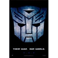Transformers POSTER (11x17) (2007) (Style B)