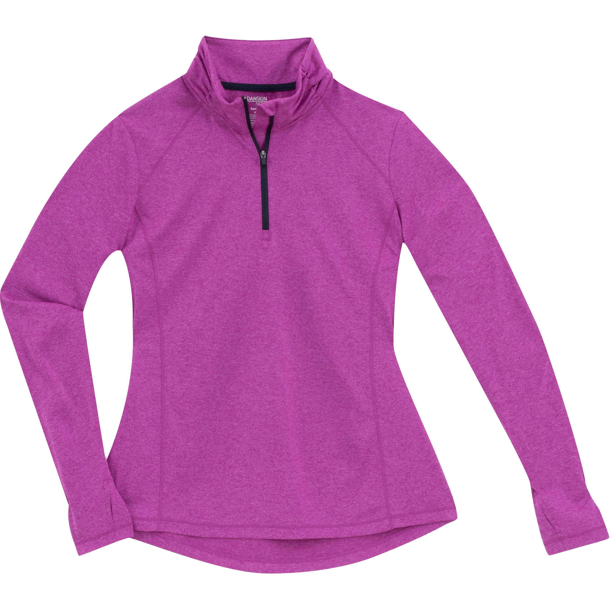 Danskin Now Danskin 1/4 Zip Top