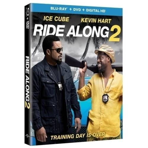Ride Along 2 (Blu-ray + DVD + Digital HD) (With INSTAWATCH)