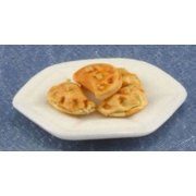 Dollhouse Turnovers On Plate