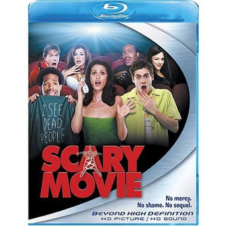 Scary Movie  Blu Ray   Widescreen