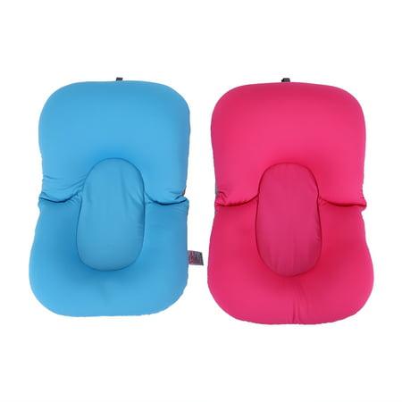 Walfront 1pc Newborn Baby Toddler Infant Soft Seat Pad Tub Bath