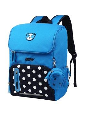 Product Image VBIGER School Backpack Kids School Bag Multi-functional Book  Bags Practical Kids Shoulders Bag with 3f78665a810e1