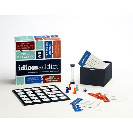 The Good Game Company Idiom Addict Board Game (Good Luck Charlie Halloween Games)