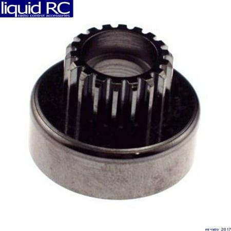 GPM Racing TN3217S T-Maxx Gunmetal Steel 17t Clutch Bell