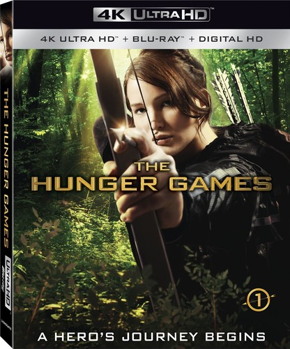 The Hunger Games (4K Ultra HD + Blu-ray + Digital HD)