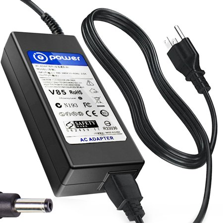 T-Power 90w AC Adapter For Westinghouse LD-4655VX, LD-4680 LD-4695, EW39T6MZ Widescreen 46″ Westinghouse Digital LD 4655VX TW-62401-U046A Widescreen 46″ LED HDTV LCD HD TV LED HDTV Power Supply Cord