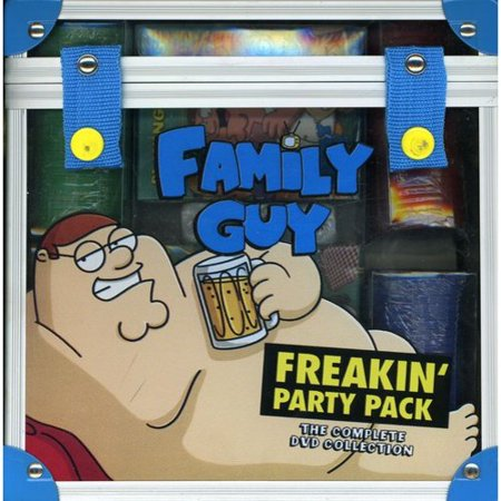 Family Guy: Freakin' Party Pack (Full Frame)