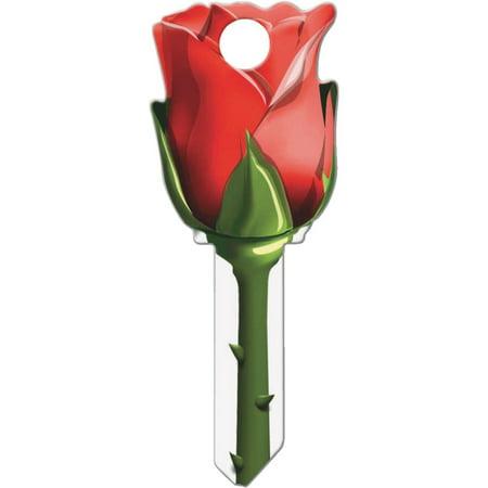 Lucky Line Kw11 Rose Door Key B107K Pack of 5