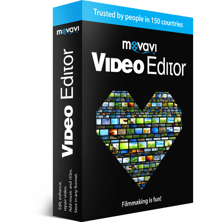 Movavi Video Editor 11 Personal Edition (Email Delivery)