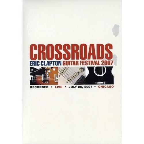 Crossroads Guitar Festival 2007 (2 Discs Music DVD)
