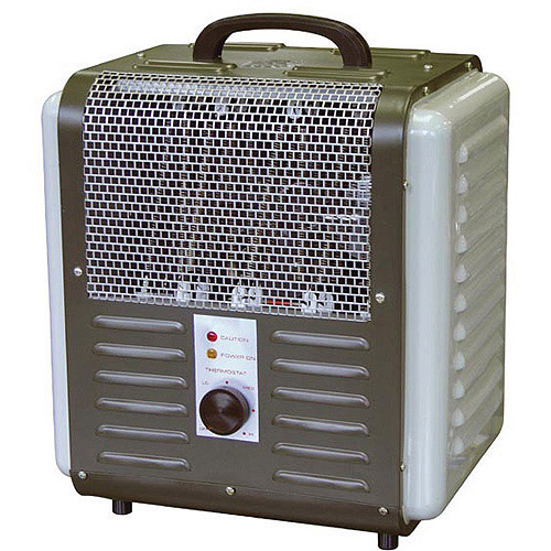 Comfort Zone Howard Berger Co Electric Deluxe Milkhouse Utility Heater, CZ798