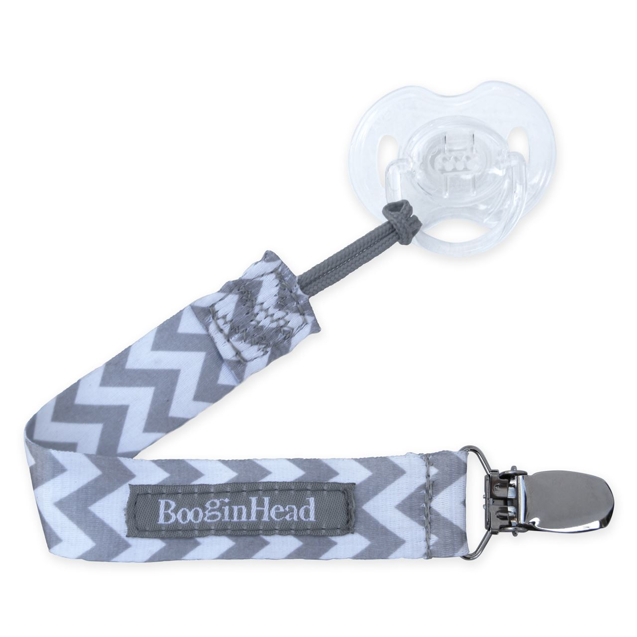 Pacigrip Pacifier Holder Chevron