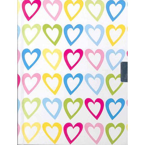 Hearts Locking Journal